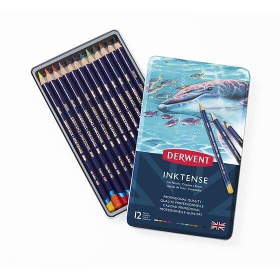 Derwent Inktense Pencil Tins